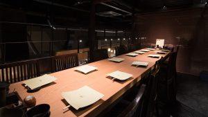 小倉の居酒屋,らんの半個室