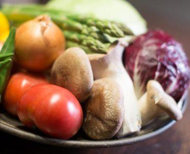 すべて国産野菜を使用しております。それぞれの素材の持つ甘みが広がります。
