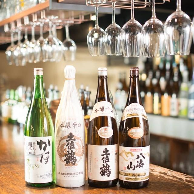 小倉で日本酒にこだわる居酒屋【焼鳥酒膳 鸞「らん」】