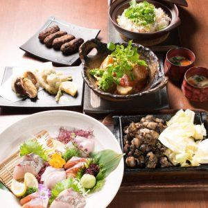 小倉にある宴会コースが充実した焼き鳥店【焼鳥酒膳 鸞「らん」】