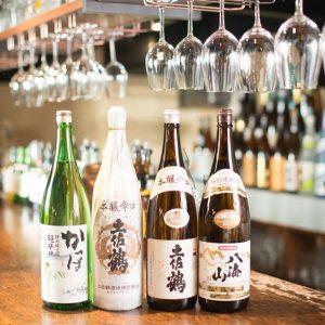 小倉にある日本酒が美味しい居酒屋【焼鳥酒膳 鸞「らん」】
