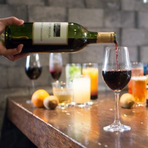 小倉でワインと焼き鳥が味わえる【焼鳥酒膳 鸞「らん」】