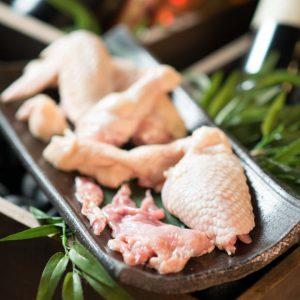 小倉にある国産鶏にこだわる居酒屋【焼鳥酒膳 鸞「らん」】