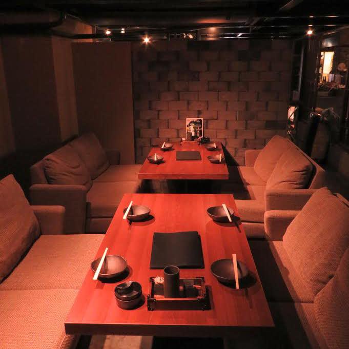 小倉駅にあるデートに最適な居酒屋【焼鳥酒膳 鸞「らん」】